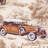 On the Road - Antique Cars with Character