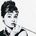 Hollywood Icons - Audrey Hepburn Movie Poster Panel #2 - PRICED AND SOLD BY THE PANEL ONLY