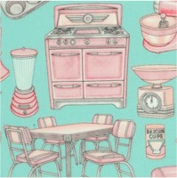 What's Cookin - Retro Kitchen Appliances and Furniture by Dan Morris