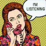 Call Me - Telephone Gossip Galore by Melanie Samra