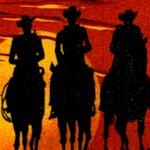 American Heritage 2 - Cowboy Sunset Scenes