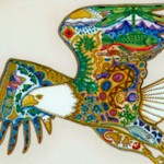 Animal Spirits - Artistic Totem Style  Images by Sue Coccia