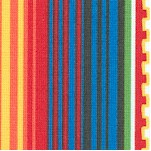 South of the Border - Colorful Serape Vertical Stripe