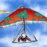 Something to Talk About - Hang gliders in the Sky
