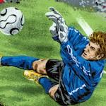 Sports Novelty - Soccer Scenes