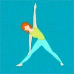 Good Postures - Women in Yoga Poses