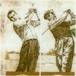 Vintage Golf Scenes and Equipment - BACK IN STOCK!