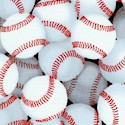Small Scale Packed Baseballs - BACK IN STOCK!