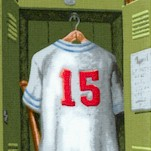 Batter Up! Baseball Locker Room