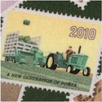 John Deere Stamps