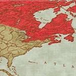 Passport - Vintage World Map