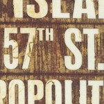 Eclectic Elements - Subway Signs by Tim Holtz