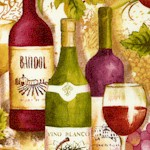 Vineyard Collection - Wine and Grape Portrait