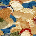 Oriental Traditions 10 - Gilded Asian ducks