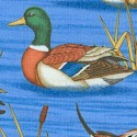 Cabin Country - Delightful Ducks by Dan Morris