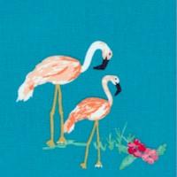 West Palm - Flamingo Field Marina by Katie Skoog