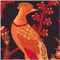Jaipur - Indian Style Bird and Floral Motif