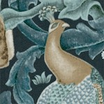 Standen - Creatures of the Forest on Teal