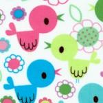 Tweet Tweet - Tossed Precious Birds and Flowers