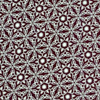 Not So Basic Black and White - Star Lace
