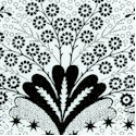 Lace Pattern - Vintage Lace Design from the Victoria and Albert Museum