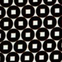 Medetai - Black Circles on Cream by Hoodie