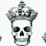 Royal Skulls on Ivory