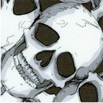 Headgear-Packed Skulls - BACK IN STOCK!