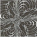 Wintergraphix Flourish in Black and White by Jason Yenter