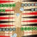 Small Scale Backgammon